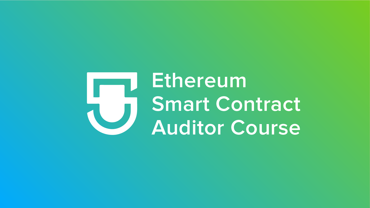SOLIDIFIED-ETH-COURSE Ethereum Smart Contract Auditor Course Cover Image